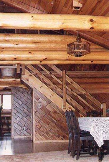 koski log homes handcrafted by jerry koski of ontonagon michigan